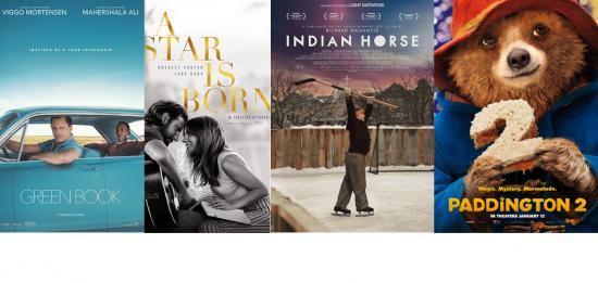 Best films of 2018
