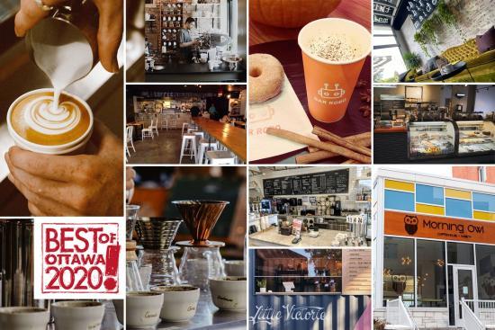 Best of Ottawa 2020: Cafés & Coffee Shops