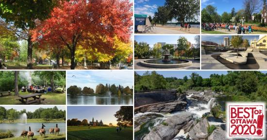 BEST OF OTTAWA 2020: Parks, Beaches & Trails