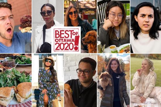 Best of Ottawa 2020: Social Media Influencers