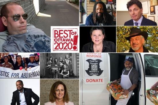 Best of Ottawa 2020: Activists and changemakers