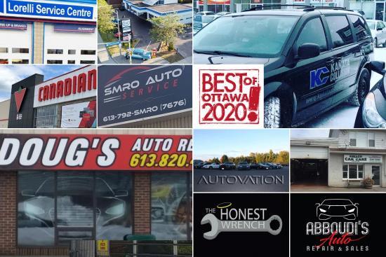 Best of Ottawa 2020: Automotive Repair Services
