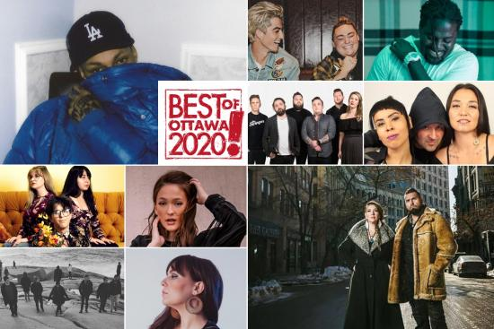 Best of Ottawa 2020: Local bands and musicians