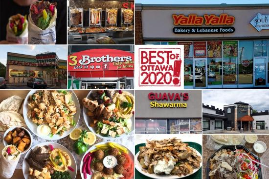 Best of Ottawa 2020: Best Shawarma