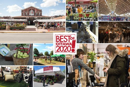 Best of Ottawa 2020: Local Markets