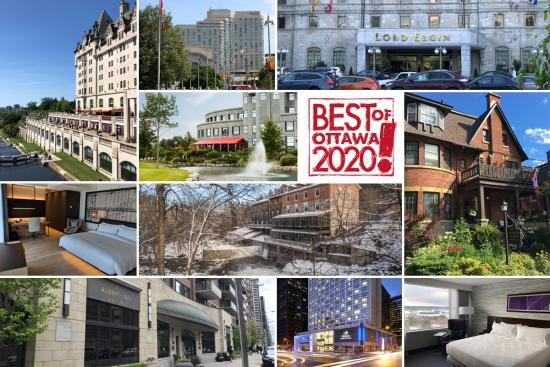Best of Ottawa 2020: Places to stay — hotels and inns