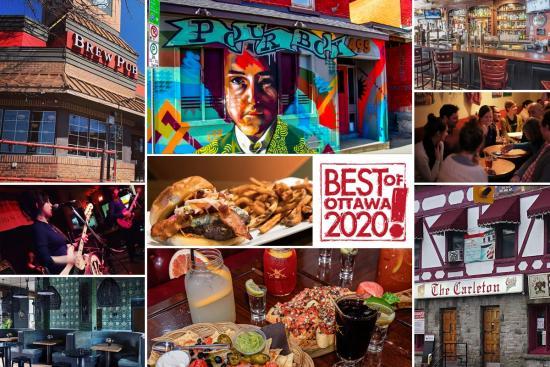 Best of Ottawa 2020: Pubs, Bars & Taverns