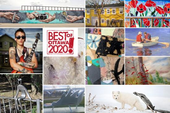 Best of Ottawa 2020: Visual Artists