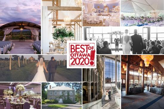 Best of Ottawa 2020: Wedding Venues
