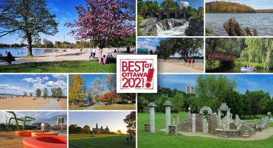 BEST OF OTTAWA 2021: Beaches and parks
