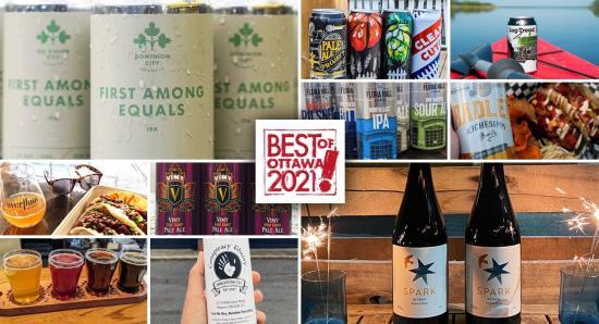 Best of Ottawa 2021: Local breweries