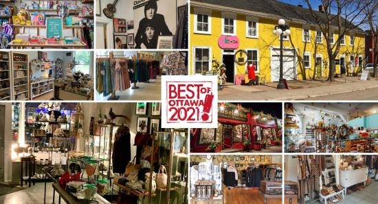 BEST OF OTTAWA 2021: Local boutiques and shops