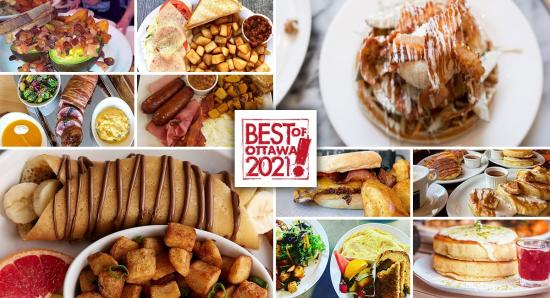 Best of Ottawa 2021: breakfast and brunch spots