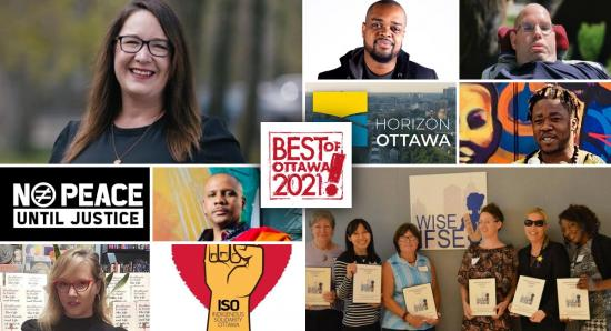 BEST OF OTTAWA 2021: Changemakers and activists