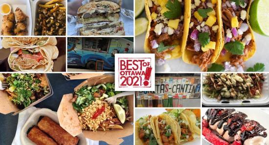 Best of Ottawa 2021: Food trucks