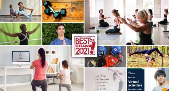Best of Ottawa 2021: Virtual fitness classes