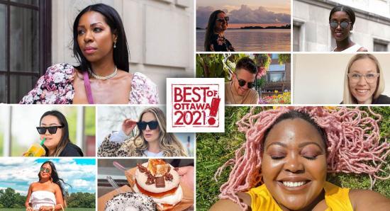 BEST OF OTTAWA 2021: Influencers