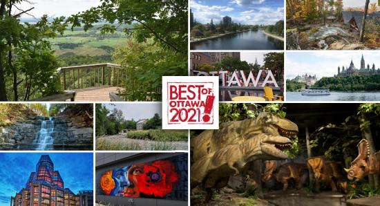 Best of Ottawa 2021: Insta Worthy spots