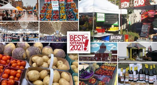 Best of Ottawa 2021: Local Markets