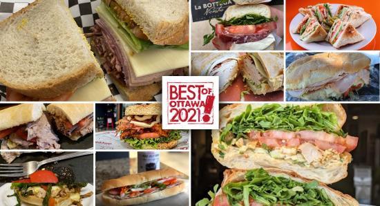 Best of Ottawa 2021: sandwich spots