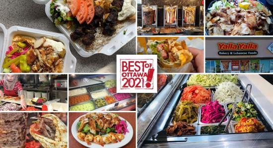 BEST OF OTTAWA 2021: Shawarma