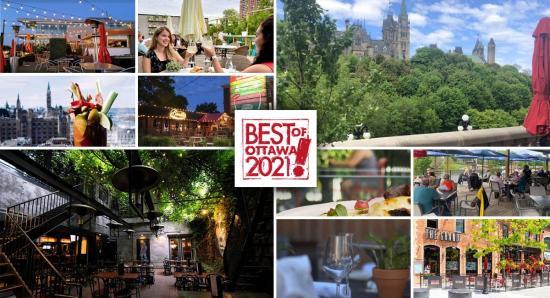 Best of Ottawa 2021: Summer Patios