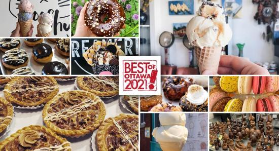 Best of Ottawa 2021: Sweet Treats