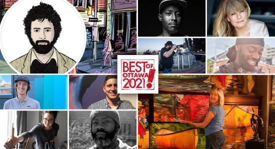 Best of Ottawa 2021: Visual Artists