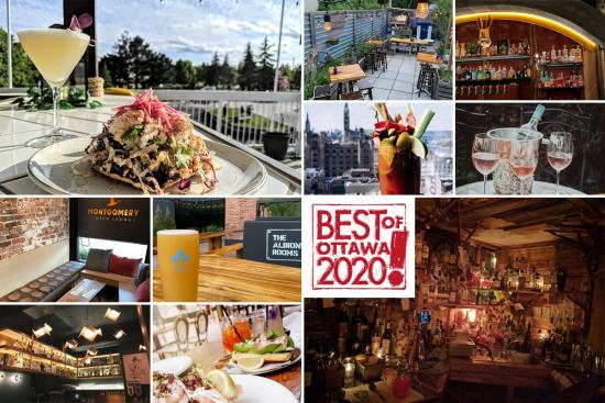 Best of Ottawa 2020: Cocktail lounges and wine bars