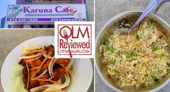 Best of Chinatown: Special, spicy Sri Lankan food at Karuna Cafe
