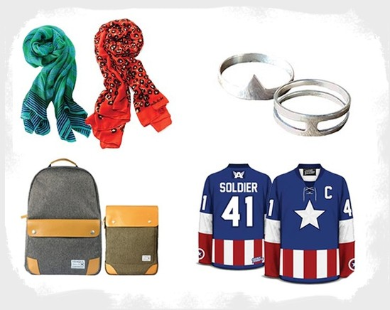 Best Picks/ Holiday Gift Guide: Must-Have Apparel