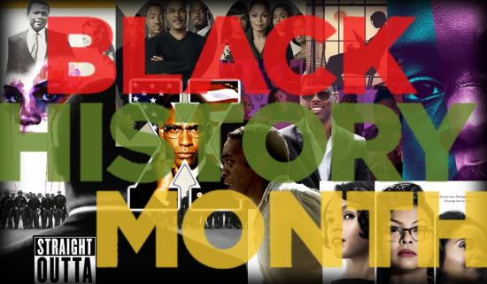 A celebration of Black History Month in film
