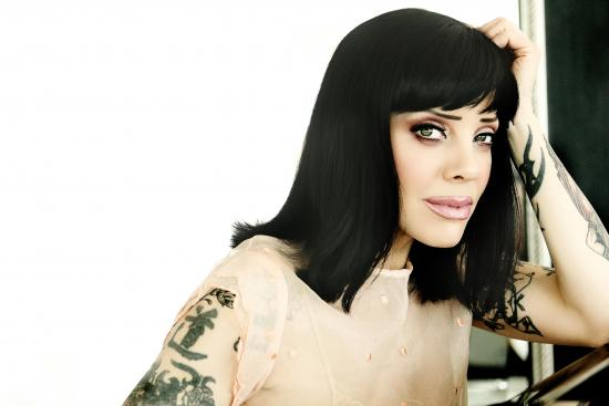 Bif Naked: Stripped Back and Smiling