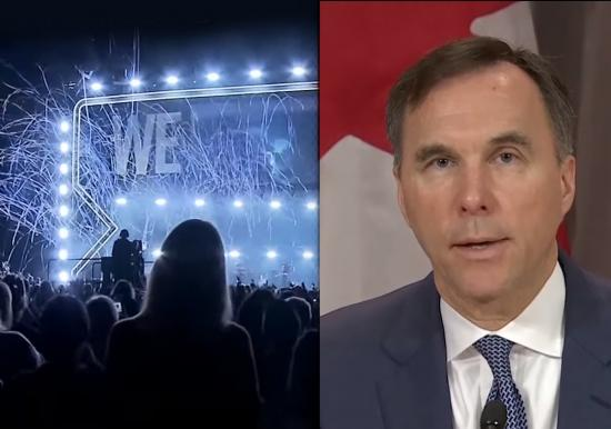 135 Liberal MPs refuse to endorse Finance Minister Bill Morneau
