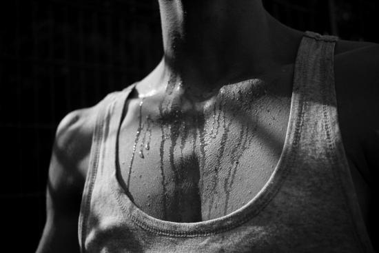The Reasons People Sweat Excessively