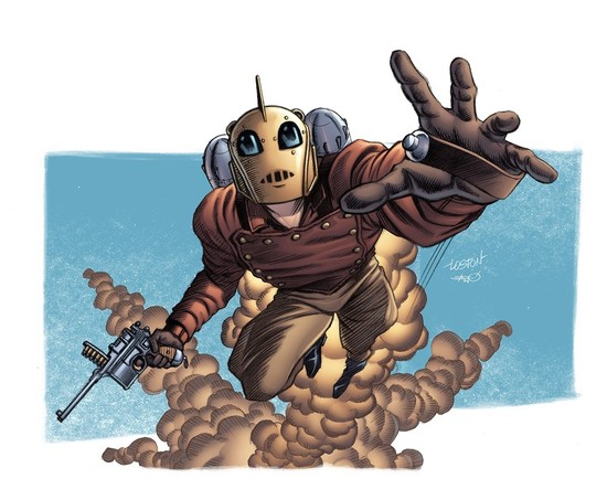 """Putting the """"Science"""" in """"Science Fiction"""" - The Rocketeer"""