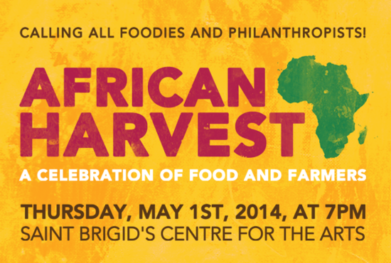 Foodie Fundraiser to Celebrate and Serve African Small-Scale Farmers