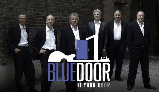 Blue Door at your Door – A blues music broadcast event in support of the Ottawa Mission