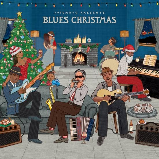 """How about a """"Blues Christmas""""?"""