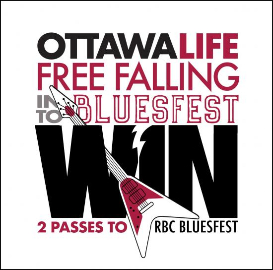 Ottawa Life Wants to Get YOU Free Fallin' Into Bluesfest!