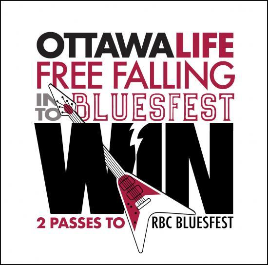 Ottawa Life Wants to Get YOU Free Fallin' Into Bluesfest!