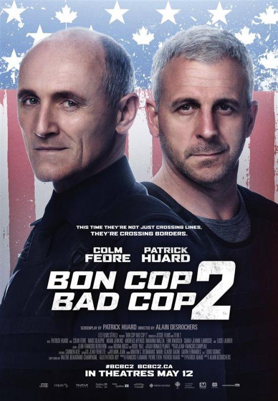 Film Review: Bon Cop Bad Cop 2