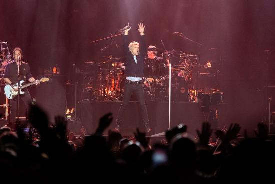 Bon Jovi Returns to Rock the CTC