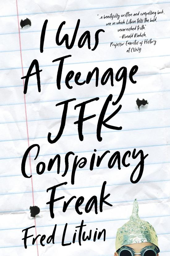 Fred Litwin's must-read book puts the JFK conspiracies to rest