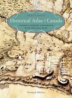 Book Review: Historical Atlas of Canada