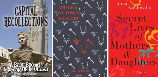 3 book reviews for your reading pleasure!