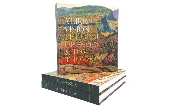 A Like Vision:The Group Of Seven & Tom Thomson