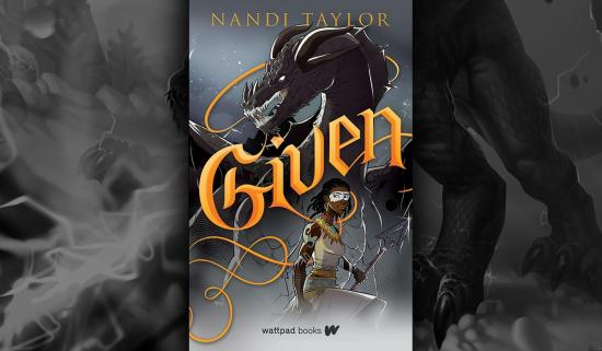 Given, book by Nandi Taylor