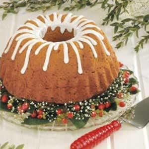 Recipe: Holiday Pumpkin Gingerbread