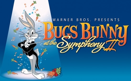 What's Up Doc? Looney Tunes, Bugs Bunny and the NAC Orchestra. That's what.